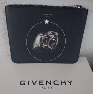 Givenchy Bags - Givenchy  Zipped Pouche Monkey Brothers Zipped Pou